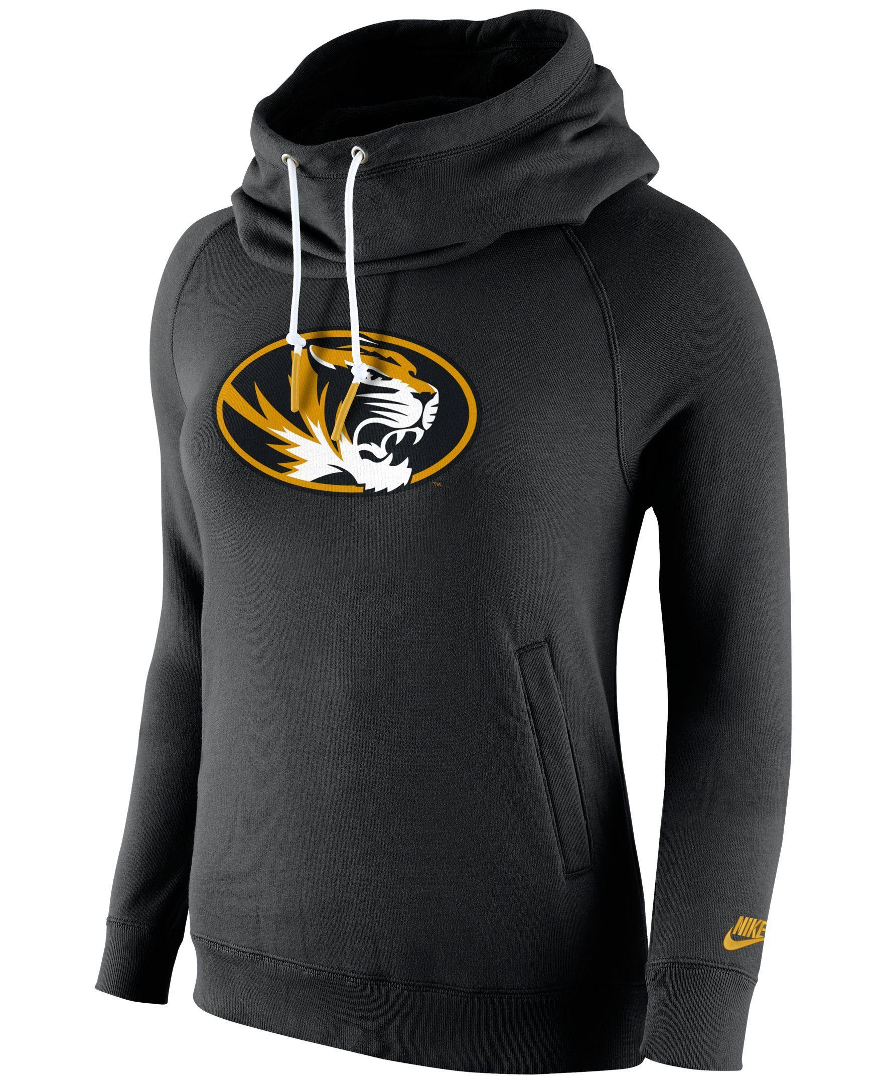 Nike Women S Missouri Tigers Rally Funnel Hoodie Nike Women Penn State Clothes Hoodies [ 2160 x 1768 Pixel ]