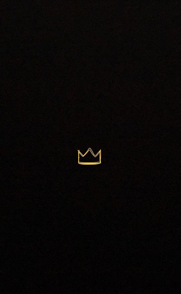 Wallpaper Queen Crown Aesthetic Iphone Wallpaper Black Wallpaper Dark Wallpaper