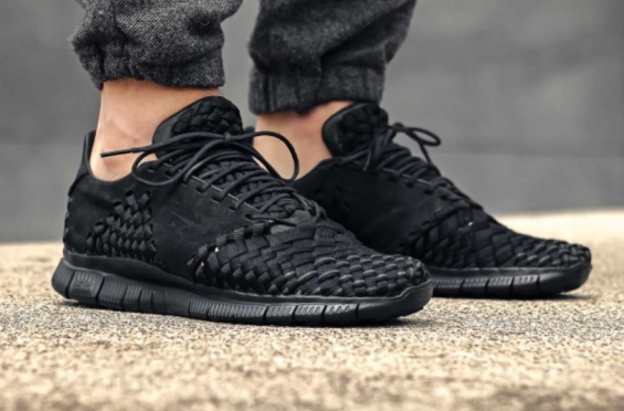 Look Out For The Nike Free Inneva Woven 2 Triple Black (KicksOnFire ... 1cadd3690a