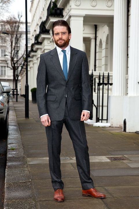Charcoal Suit Tie Combos Google Search
