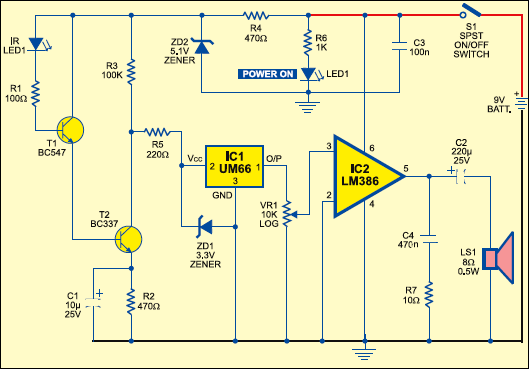 Efy Circuit Diagram - Wiring Diagram And Schematics | Elektronik.rft ...