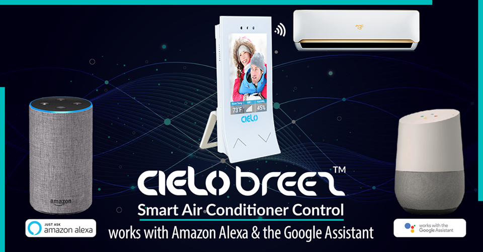 Control Your AC with your Phone Smart air conditioner