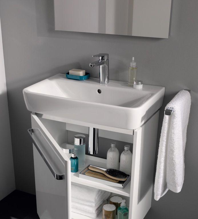 Geberit Renova Compact Waschtisch 60 Cm Washbasin Design