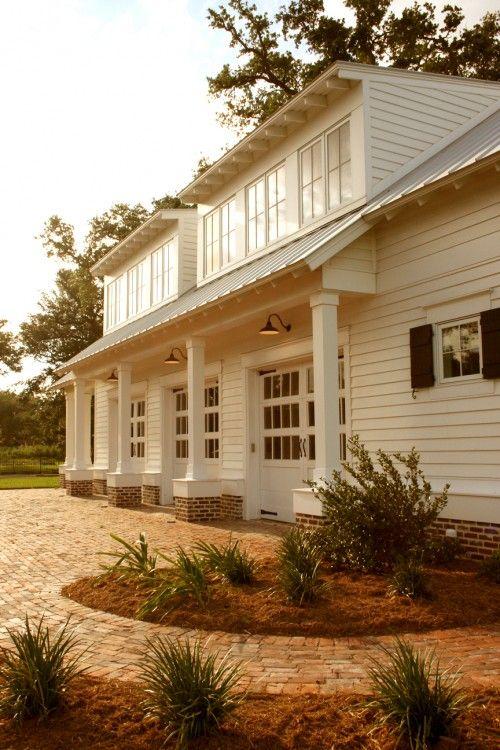 Rj Elder Design House Exterior Traditional Exterior Garage Design