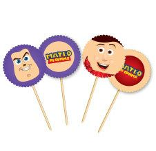 Toy Story    Toppers personalizados - comprar online 7317430d8af