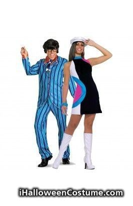 Austin Powers couples costume - Halloween Costumes 2013  sc 1 st  Pinterest : austin powers halloween costume  - Germanpascual.Com