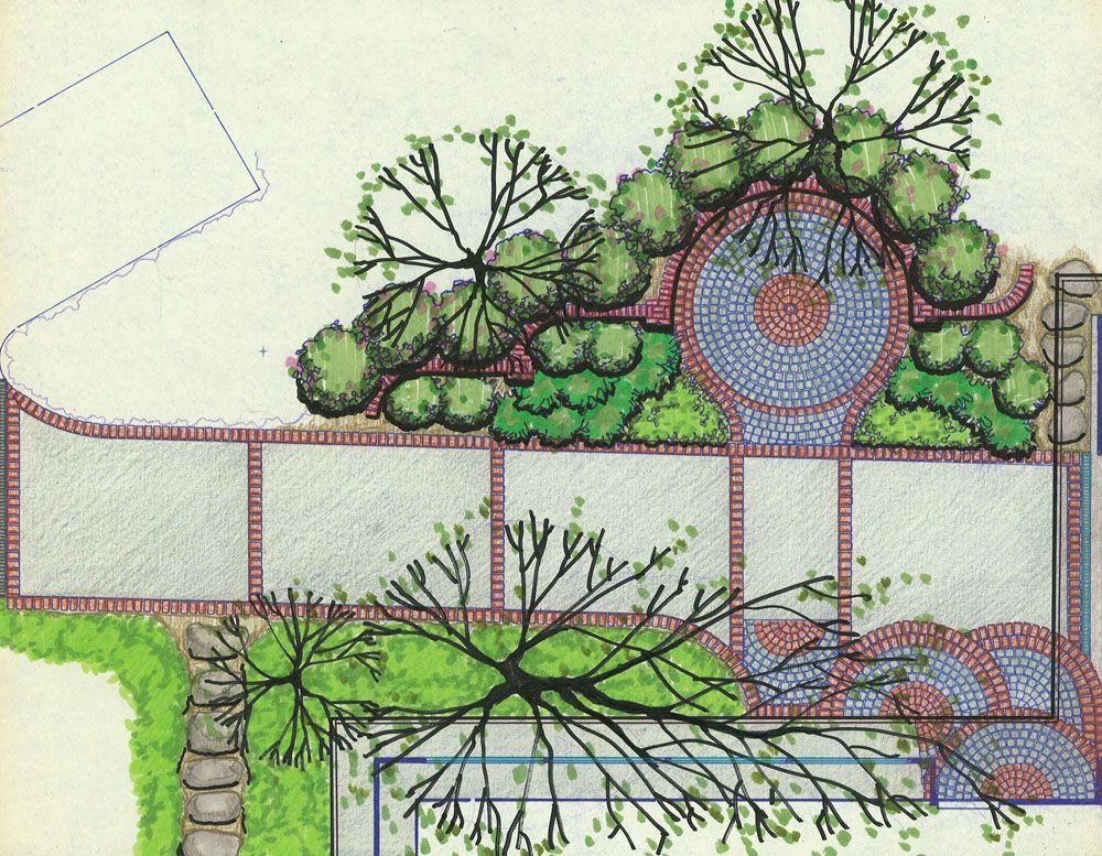 Landscape Architecture Drawings martha schwartz landscape architect - google search | renderings