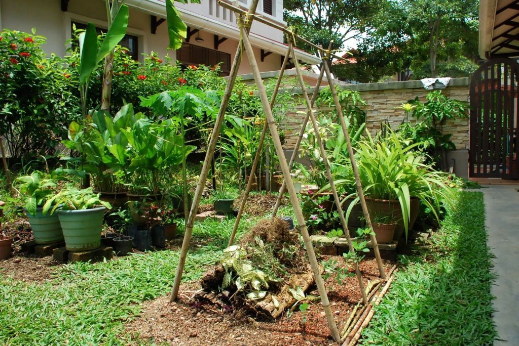 25 Charming Garden Trellises and Arbors | Gardens, Backyard ...