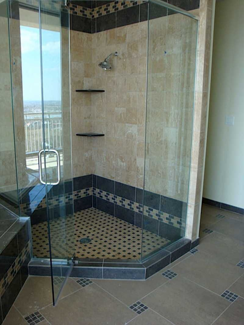 Small Bathroom Tile Ideas To My Mother S Choice Small Bathroom Tile Ideas Corner Shower Bath Small Bathroom With Shower Small Bathroom Tiles Shower Tile