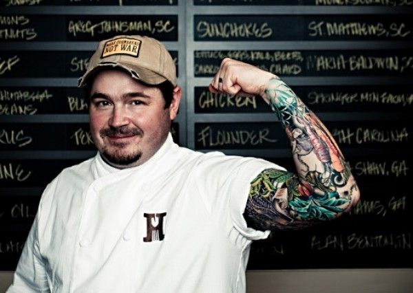 Notebook Obsession: The Private Obsessions of Sean Brock. Directed by Jeff Christopher Scott