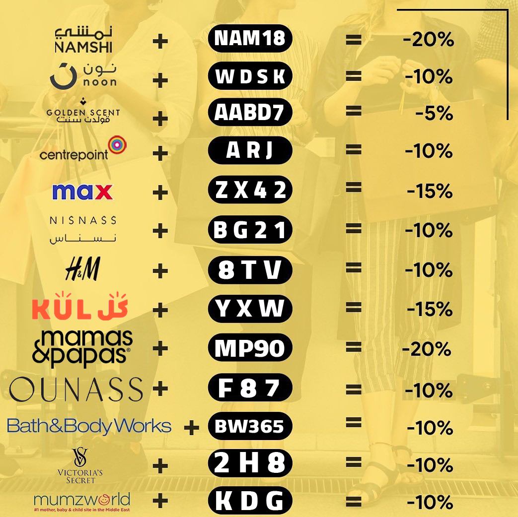 Code Sale Mo Hein From Noon Use Coupon Discount Code كود خصم نون 𝐆𝐎𝟑𝟖 𝐍𝐨𝐨𝐧 𝐜𝐨𝐮𝐩𝐨𝐧 𝐜𝐨𝐝𝐞 𝐆𝐎 Coupon Codes Coupons Sale Modanisa