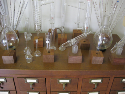 Vintage Lab Glassware Gimme That Old Tyme Science