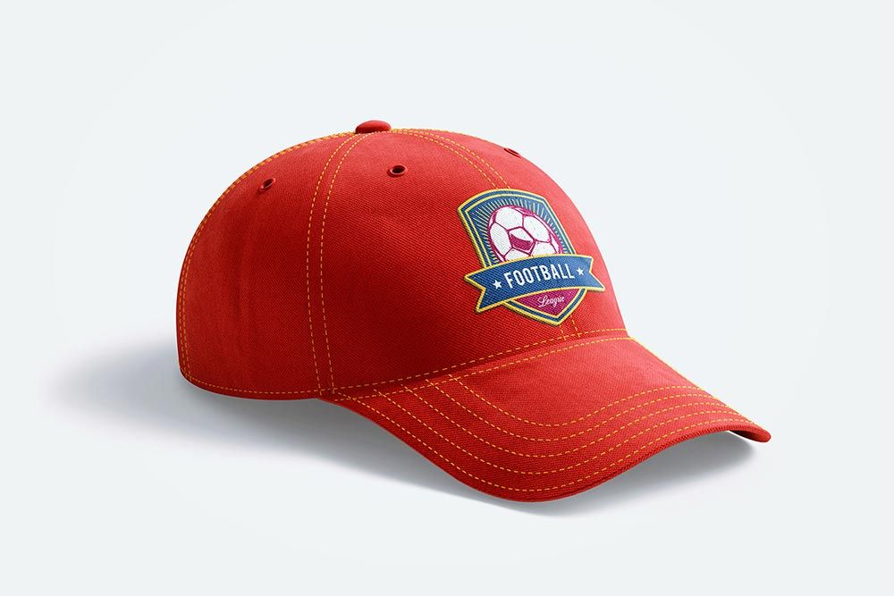 Download Free 3d Baseball Cap Mockup Baseball Cap Cap Designs Mockup