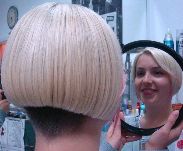 Pin On Bleach Blonde Hair W/Dark Nape 03