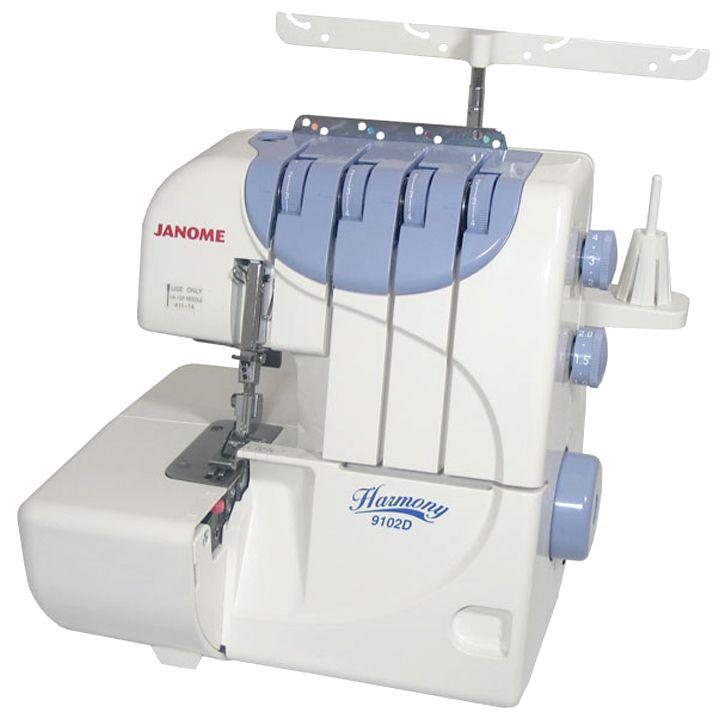 Sew Vac Direct  - Janome 9102D