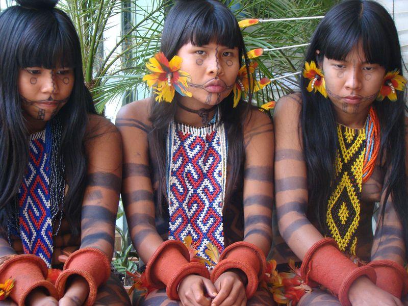 Mario Fernandes Transfermarkt ~  u00cdndias karajás Povos Indígenas do Brasil Pinterest