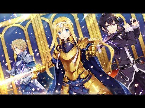1 Hour Sword Art Online Fighting Motivational Soundtrack