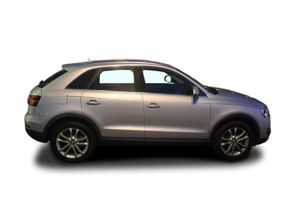 HighMileage #Audi Q3 Estate 20 Tdi Quattro Se 5dr