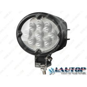 27w 5 8 Bus Working Lamps 24v Ellipse 6000k E Mark Waterproof Can Be Widely Used For Buses Etc All Vehicle This 27w Led W Led Work Light Work Lamp Work Lights