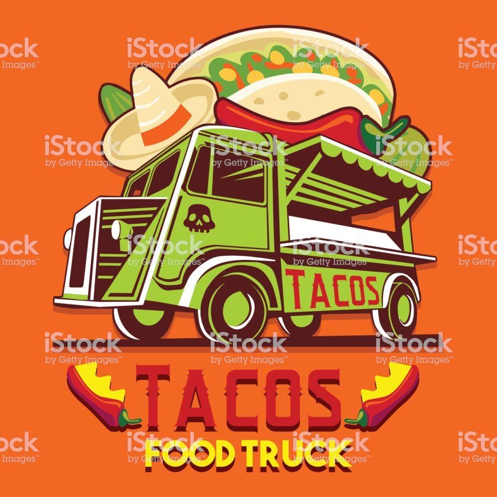 Image result for vintage food carts Food truck, Taco