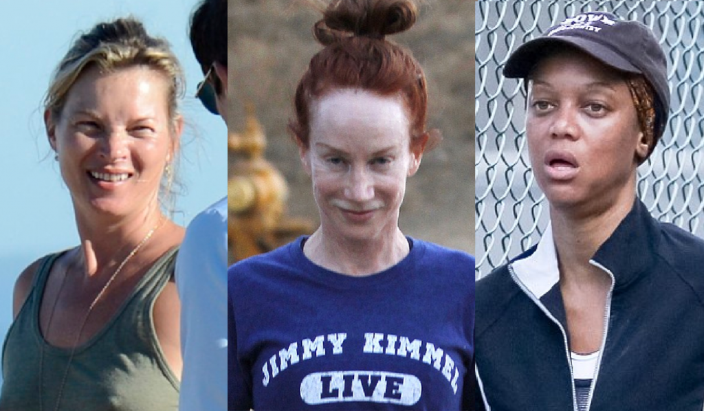 Celebrities without makeup, so feel better about yourself