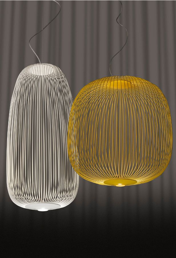 Foscarini Alla Milano Design Week Illuminazione Soffitto Lampade A Sospensione Lampade
