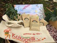 """""""Plantes à carbone""""— Kokopelli pour refertiliser le sol après récoltes"""