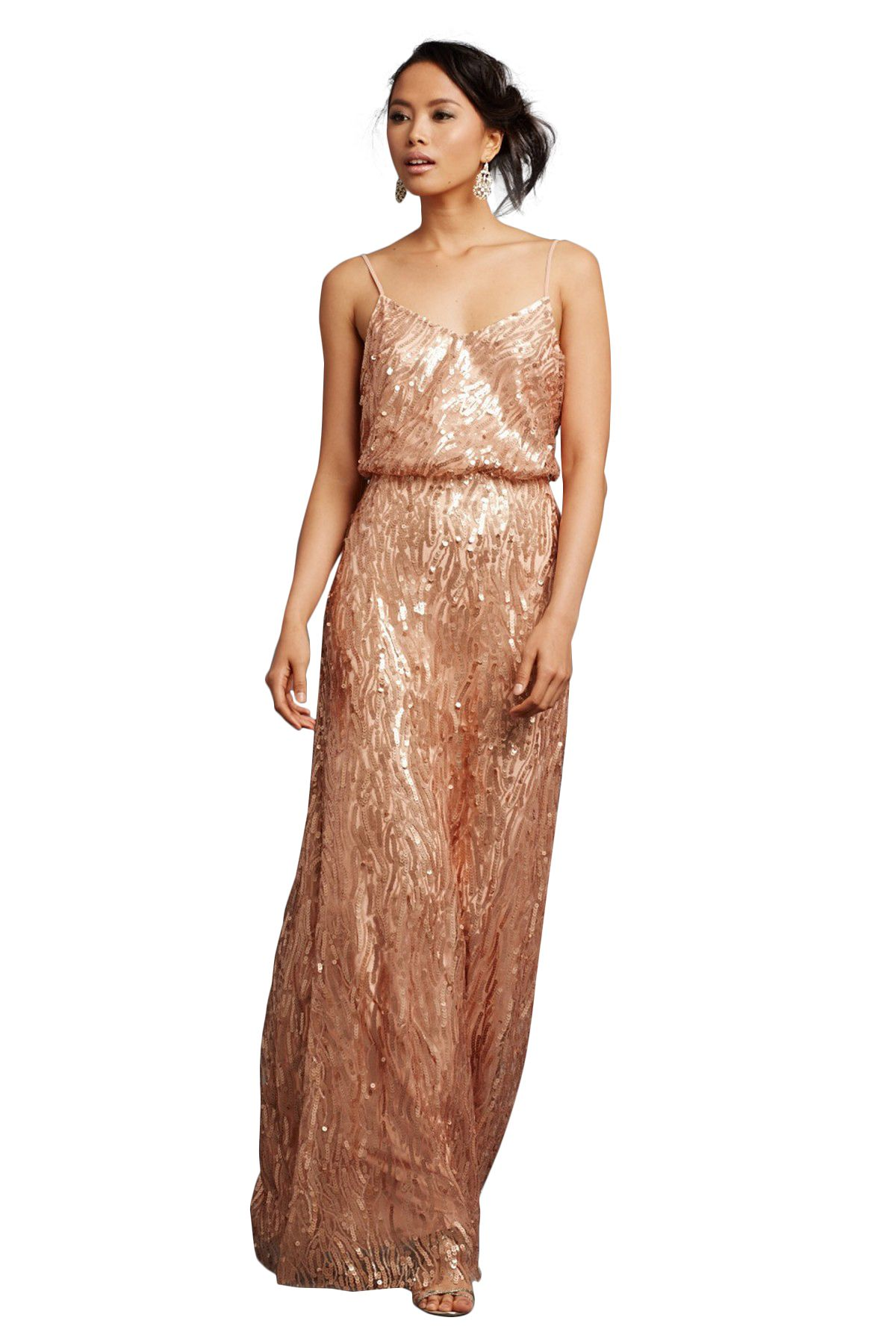 Shop donna morgan quick delivery style courtney in sequin at bridesmaid ombrellifo Images