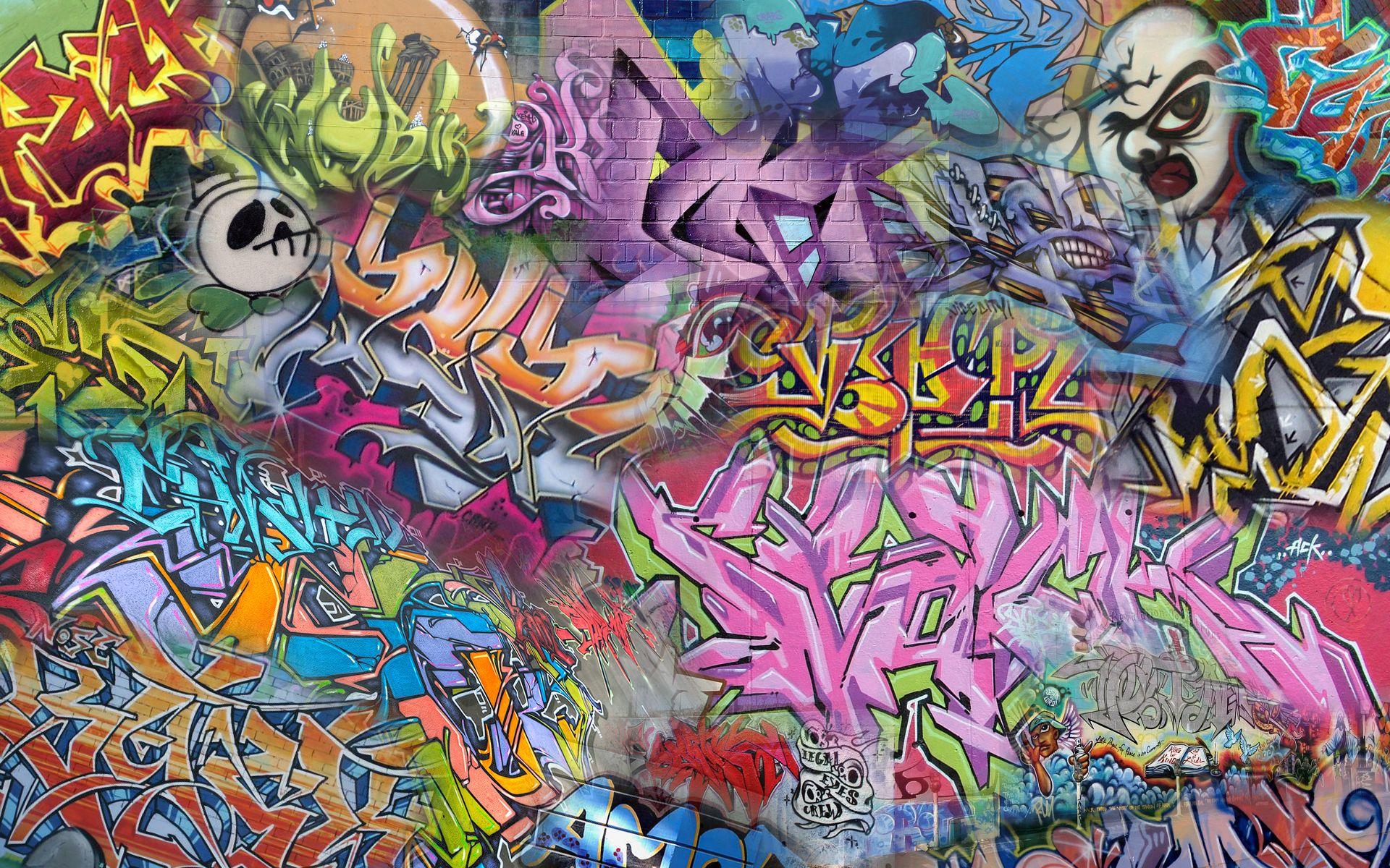 Graffiti art background - Graffiti Hd Wallpapers Backgrounds Wallpaper