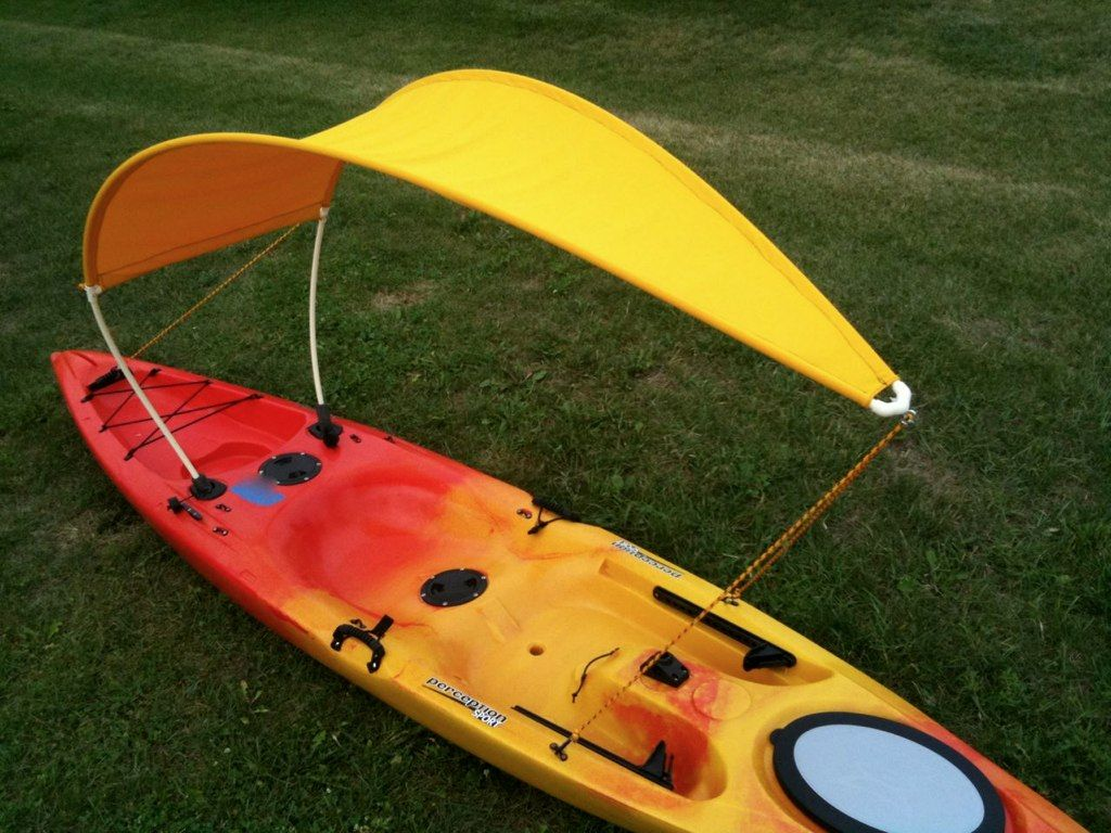 Kayak bimini top 6 lg paddling gear pinterest kayak for Best fishing kayak accessories