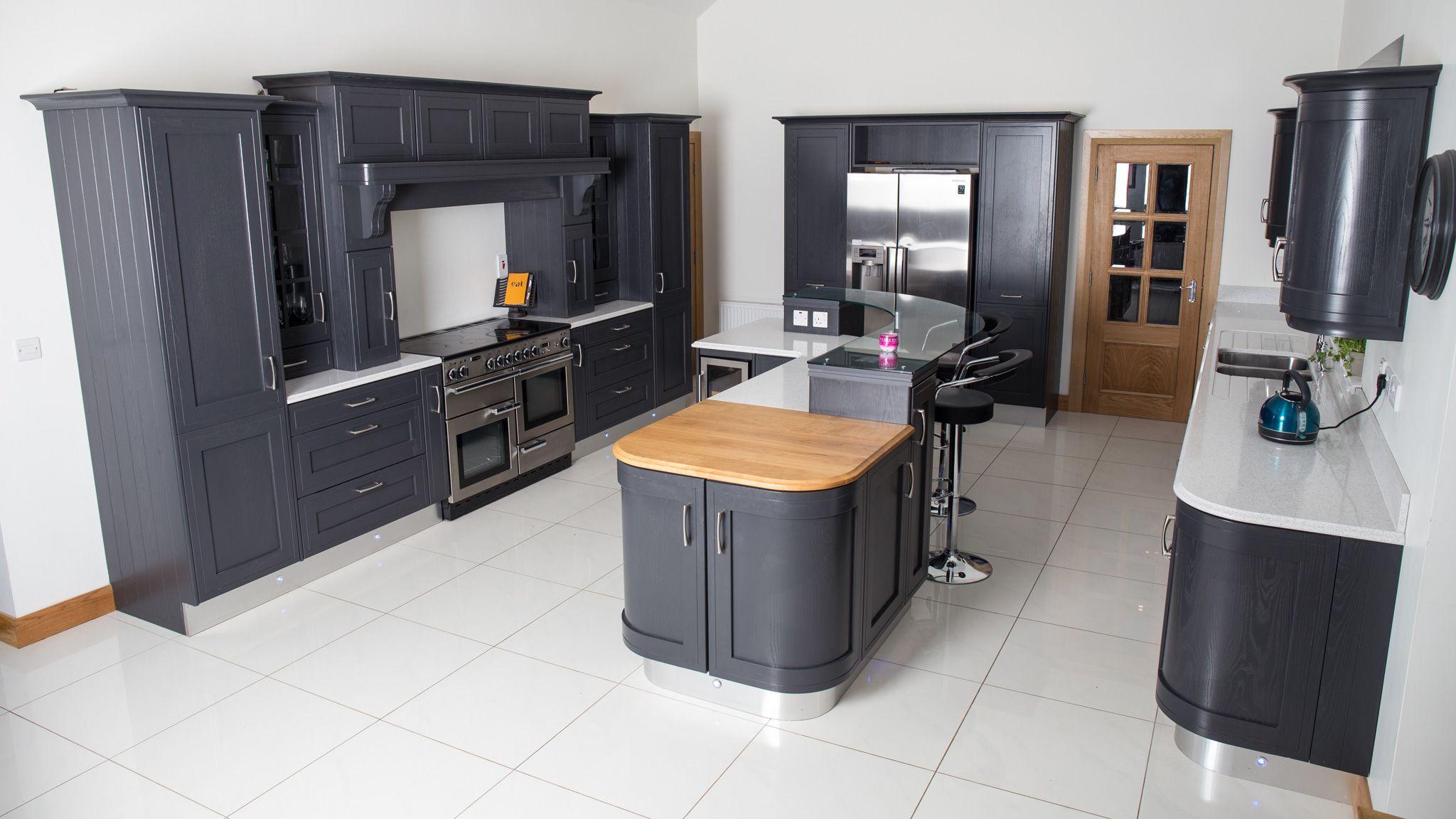 shaker1graphitecookstown.jpg Bespoke kitchens