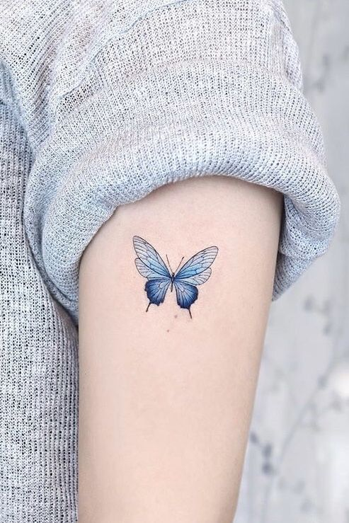 Photo of 50+ Butterfly Tattoo Ideas For Men and Women | Bein Kemen