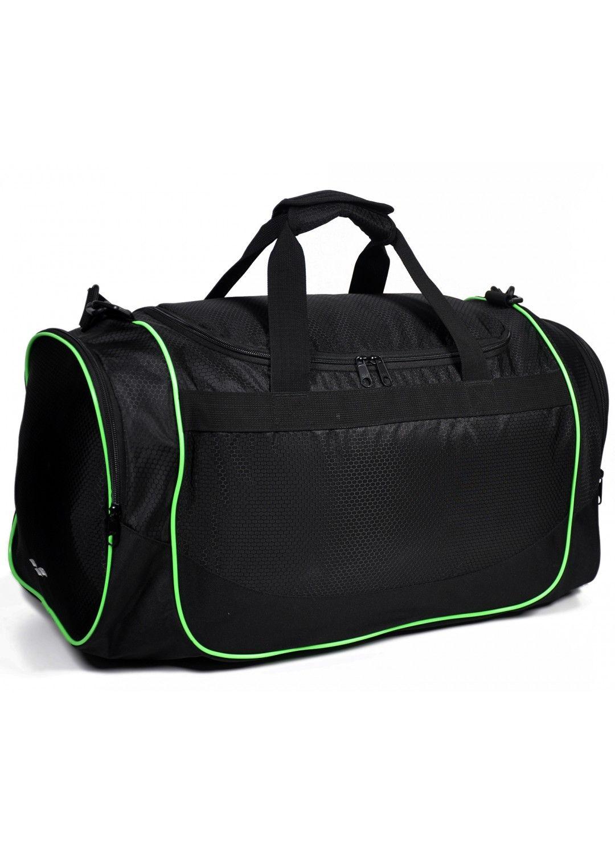 MIER Men Gym Bag with Shoes Compartment Sports Duffel Bag