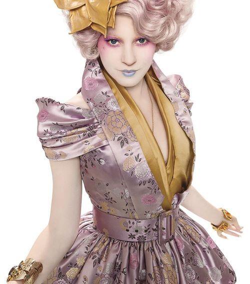 Effie Trinket-The Hunger Games