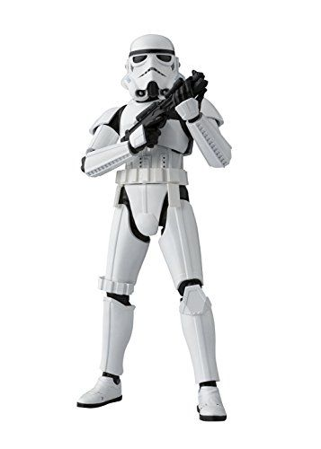 S H Figuarts Stormtrooper Rogue One Ver Rogue One A Star Wars