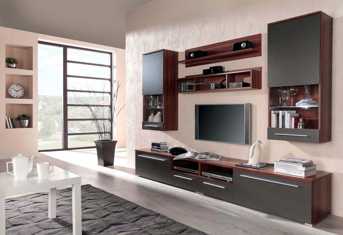 14 Modern Tv Wall Mount Ideas For Your Best Room Archlux Net Wall Mounted Tv Unit Tv Unit Design Modern Tv Units
