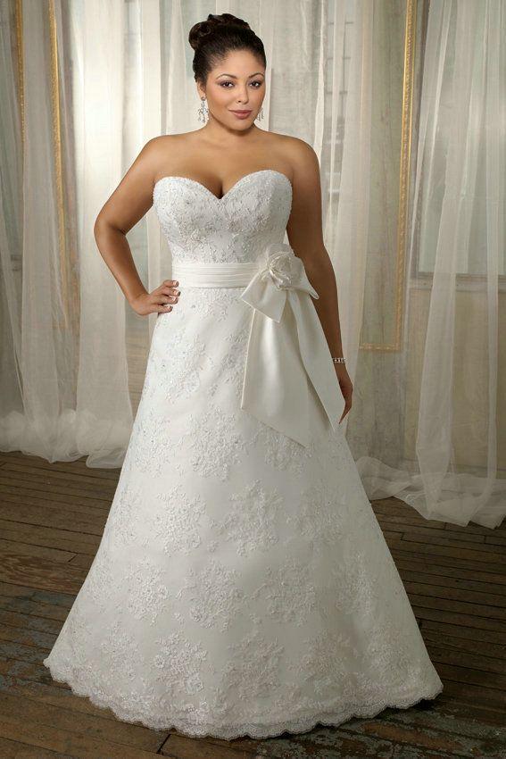 Abiti Da Sposa Xl.Abiti Da Sposa Per Spose Robuste Laccio Abito Da Sposa Stili Di