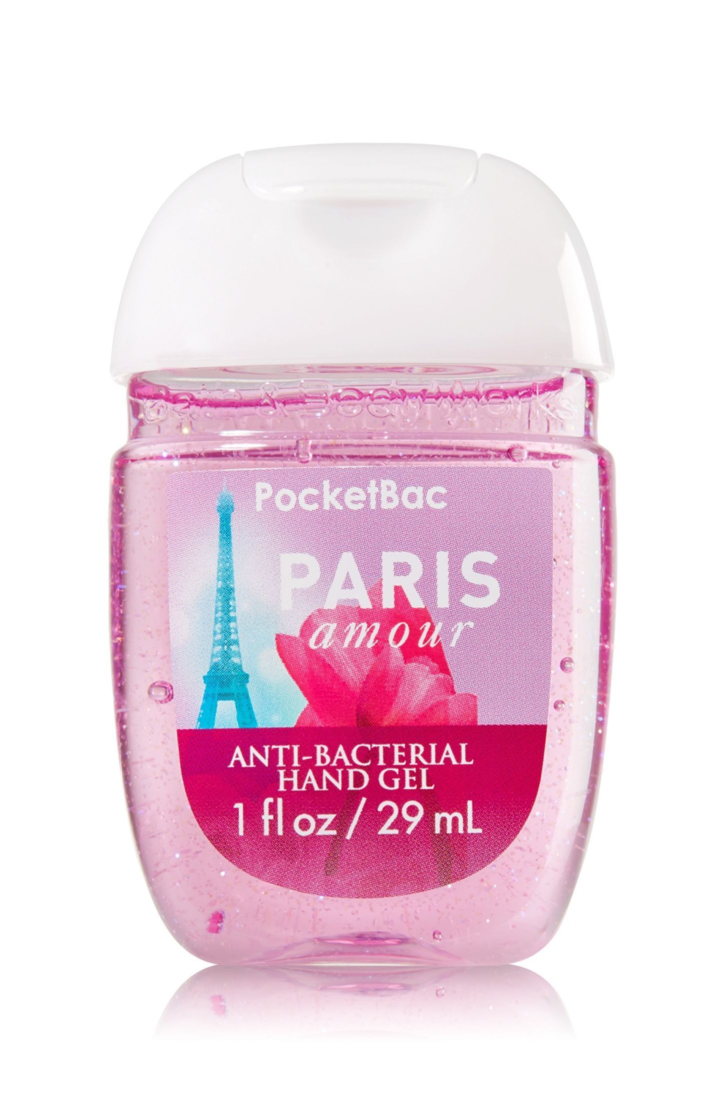 Soapsanitizer Sanitizing Pocketbac Paris Amour Works Hand