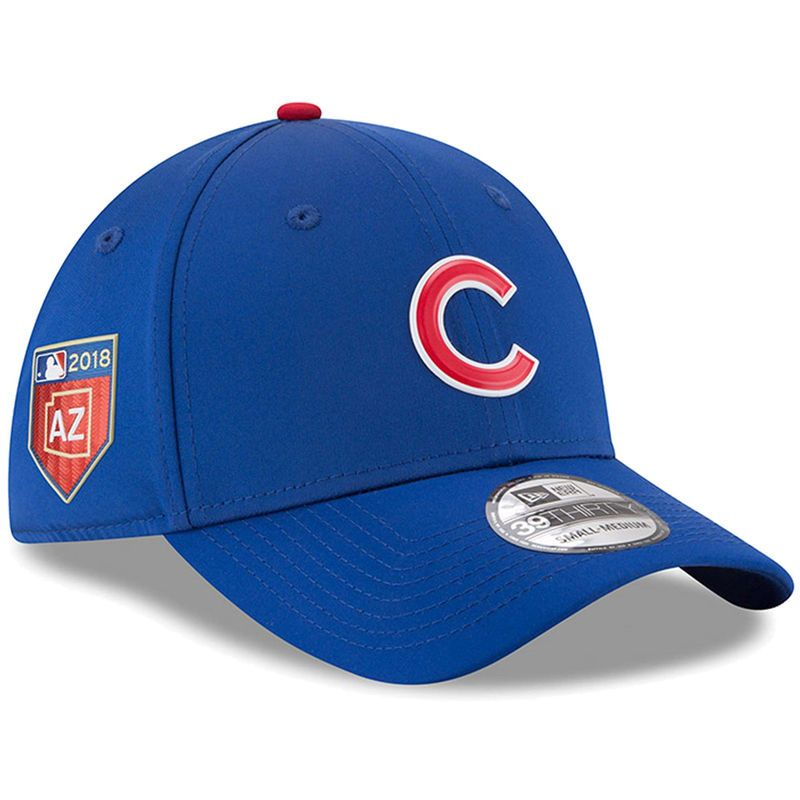 latest discount order online get online Chicago Cubs New Era 2018 Spring Training Collection Prolight ...