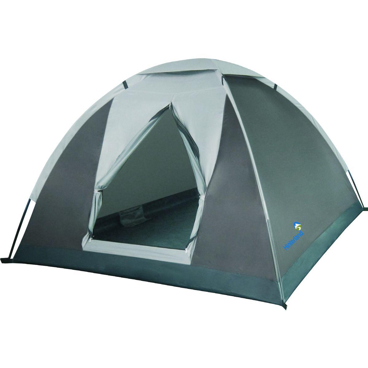 Hinterland 3 Person 200cm x 180cm Dome Tent | BIG W  sc 1 st  Pinterest & Hinterland 3 Person 200cm x 180cm Dome Tent | BIG W | Camping ...