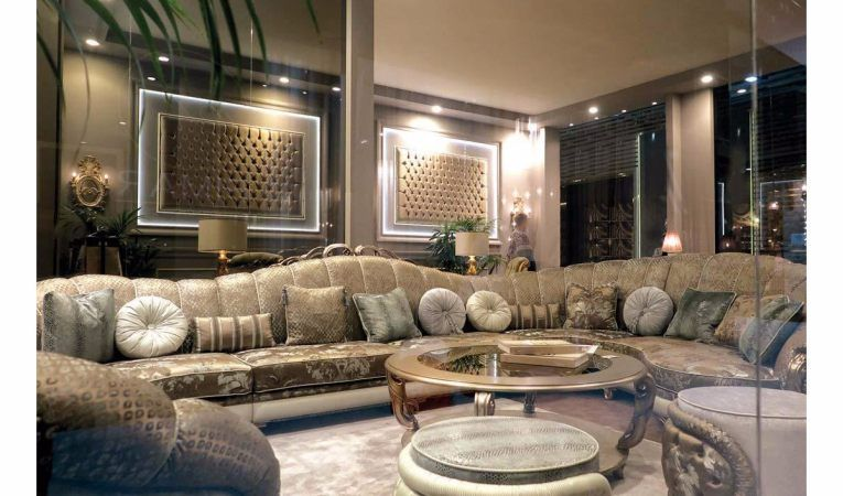 Classic Sofa | Classical Living room | Luxury living room | Made in ...