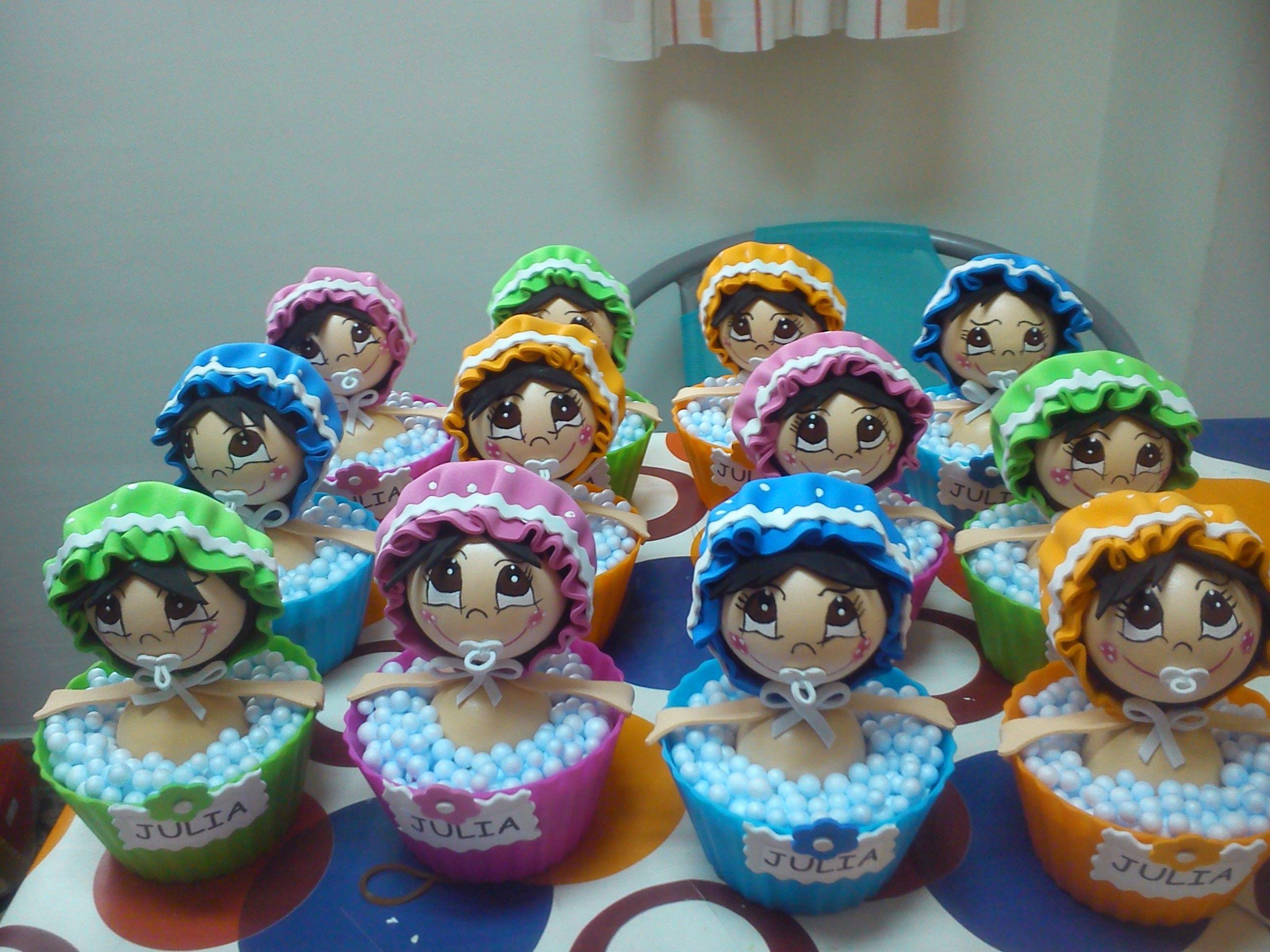 Detalles bautizos FOFUCHAS Pinterest Babies Dolls and Crochet