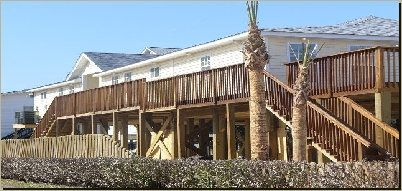 WITHDRAWN - One block off Main Street, 1/2 block to the Atlantic Ocean. An investment opportunity in North Myrtle Beach. Unit A is a 1 bd/1 ba, while Units B and C are both 3 bd/2 ba. In 2006 & 2007, this beach home taken down to the studs and given new plumbing, wiring, cabinets, flooring, appliances, decking, fixtures and windows, given a new roof, shake vinyl siding and it was raised on all new pilings. New individual central heat and air units were added to each unit.