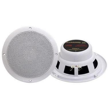 6.5'' Marine 120 Watts Dual Cone Waterproof Stereo Speakers W290-MDC7