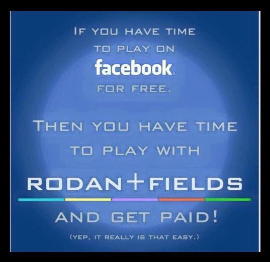 It's your time. Spend it wisely! If you already spend the time on social media anyway, why not make it a method to make some extra money?! It's as easy as washing your face and talking about it!