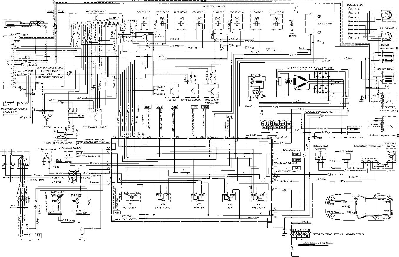 Wiring Diagram Type 928 S Model 85 Page Flow Mesmerizing