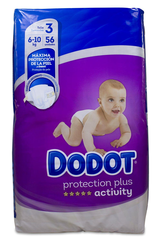 Panales Dodot Activity Talla 3 De 6 A 10 Kg Para Los Bebes Mas