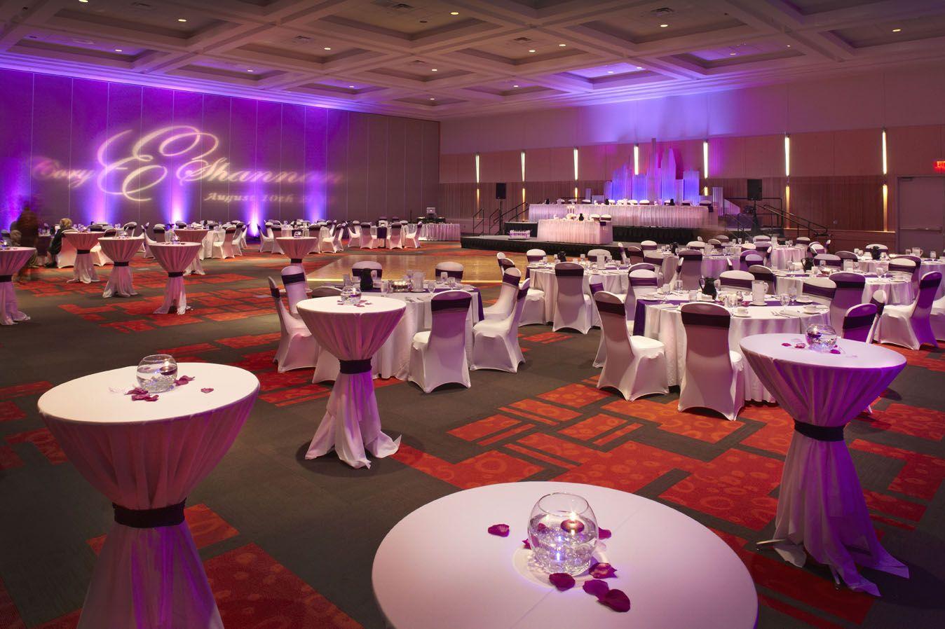 Grand Ballroom West Bayfront Convention Center Erie Pa