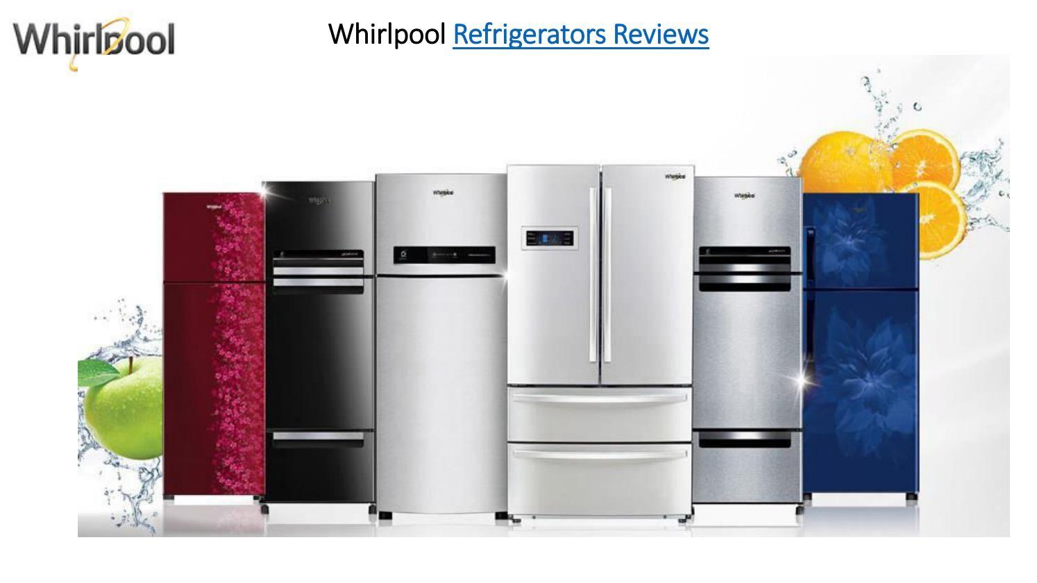 Refrigerators Reviews Whirlpool Appliance Washing Machine
