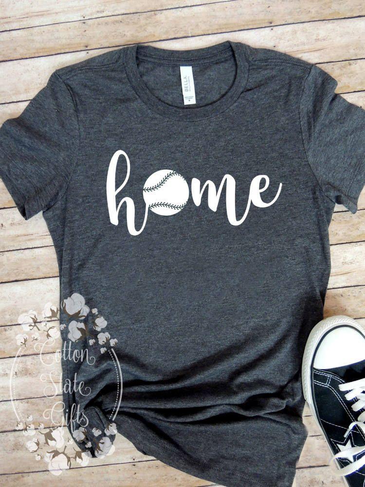 Photo of Baseball Shirt  Softball  Sports Shirt  Ballfield  Homerun   Etsy